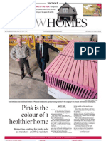 Calgary Herald PinkWood Ad Oct. 2nd 2010 Page 1
