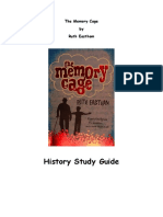 Memory Cage History