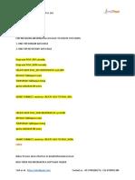 Inforamtica Installation Procedure Lecture 21 1