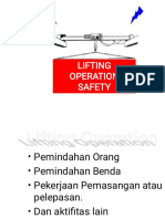 lifting operation safety