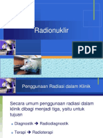 Radionuklirs