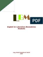 English for LBM