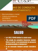 Tema 1 - Salud Mental