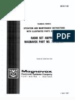 An-PRC-117F Manpack Radio - Student Guide v09 12 23