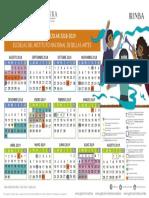 Calendario Escolar 18-19