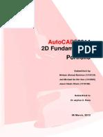 AutoCAD Fundamentals - 2D.pdf