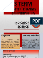 6th science- changes and properties Indicator 2, 2018.ppt