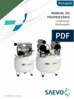 Manuais 4713 Compressor BioQualyAir