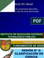 1. CLASIFICACIÓN DE LA CIENCIAS(instituto daniel Dc).pptx
