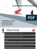 fINAL Honda Motorcycles and Scooters India Ltd (HMSI)