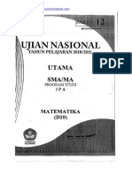 Naskah Soal UN Matematika IPA SMA 2011 (Paket 12).pdf