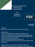 SQI and Drops Improvement