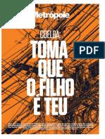 Jornal Da Metrópole - 03-05-2018