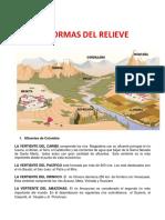 Afluentes de Colombia