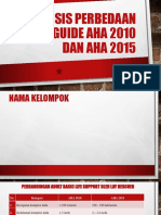PPT AHA 2010 2015