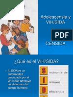 Adolescensia y VIH