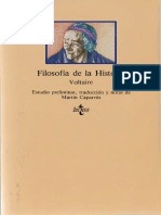 05.Voltaire FilosofiaHistoria