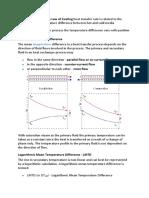 LMTD Calculation