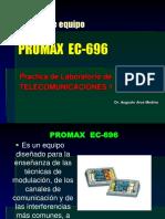 Presentación Promax EC-696 2018.ppt