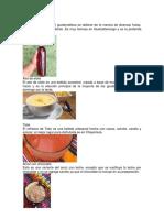 Bebidas Tipicas, Recetas de Ensaladas, Aparato Fonador, Historia Del Atletismo