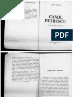 Camil Petrescu Schite Pentru Un Portret
