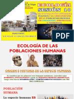 CLASE 1O POBLCION HUMANA_ MALTHUS Y EL CRECIMIENTO DE LA POBLACION HUMANA.pptx