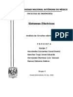 Expocision de Sistemas Electricos