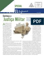 Conheça a Justiça Militar (julho de 2006) - AMB Informa - Edição Especial