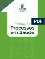 Manual de Processos Em Saúde