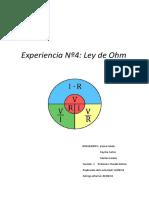 Informe Lab de Ohm