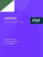 Android 4.4 KitKat Kurzanleitung_DE