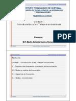 01 Telecom - Unidad 1 Introduccion a Las Telecomunicaciones - Parte 1
