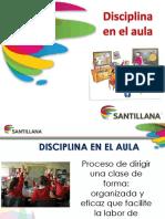 Disciplina en El Aula_eventos 2014