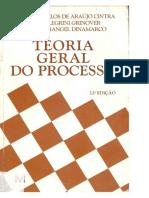 Ada Pellegrini Grinover, Antônio Carlos de Araújo Cintra & Cândido Rangel Dinamarco - Teoria Geral do Processo (2006).pdf