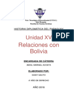 Unidad Xv Relaciones Con Bolivia1