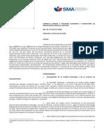 Formulación de Cargos (58)