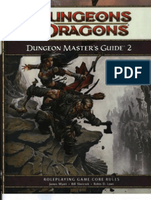 D&D 4E Dungeon Master's Guide 2 | Dungeons & Dragons