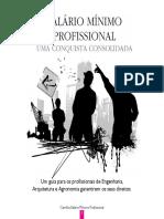 salario mínimo profissional