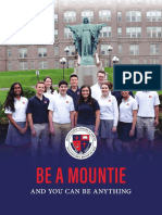 Mount Saint Charles  Viewbook August 2018