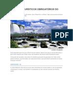 11 Pontos Turísticos Obrigatórios Do Brasil