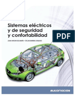 Sistemas Eléctricos y de Seguridad y Confortabilidad - Paraninfo