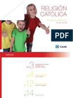 Religión Católica 2014