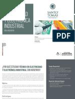 Tecnico en Electricidad y Electronica Industrial 2018 09012018