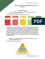 Gestión Estratégica Del Riesgo y de Seguridad y Salud en El Trabajo