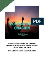 Teologia de La Oracion Libro Final PDF
