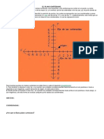 El Plano Cartesian1