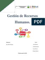 La Gestión de Recursos Humanos.docx