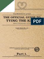 Macedonian Wedding Survival Guide
