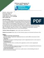 ib business management syllabus  1