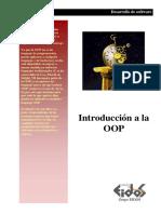Introduccion a la Programacion Orientada a Objetos.pdf